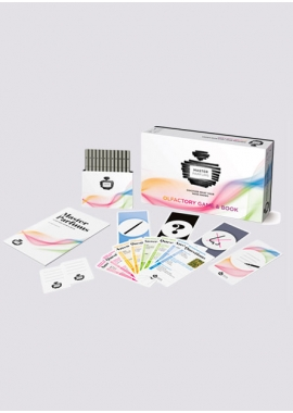 MASTERPARFUMS® ENGLISH OLFACTORY GAME-BOOK