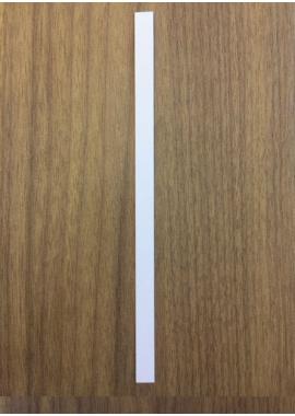 Modèle « Laboratoire» - Format 8 x 140 mm (Rectangulaire)