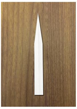 Modèle « Flaconnage» - Format 16 x 150 mm