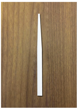 Soaking strip - Size 9/4 x 140 mm
