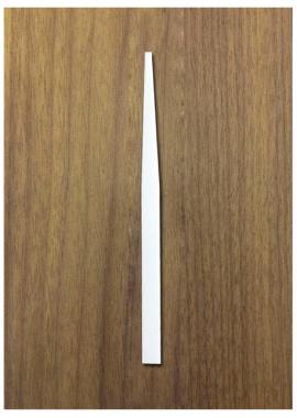 Modèle « Trempage» - Format 9/4 x 140 mm